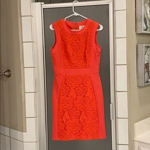Tangerine dress SD collection size 8